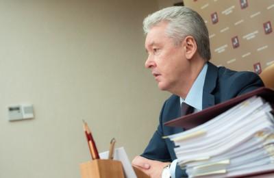 Сергей Собянин заявил, что в Москве планируют увеличить поступление денежных средств для медицинской помощи в системе обязательного медицинского страхования