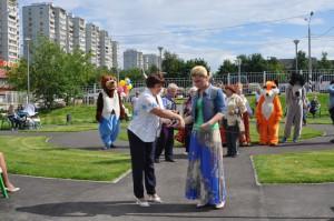 На мероприятиях в районе Орехово-Борисово Южное