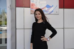 """Дарья Голубева: """"Мы должны видеть, что у человека есть четко выработанное направление, в котором он будет развиваться в дальнейшем""""."""