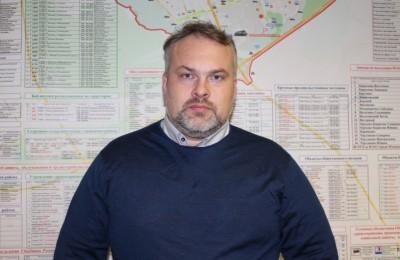 Депутат Сергей Немтинов