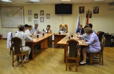 Муниципальные депутаты соберутся на очередной встрече