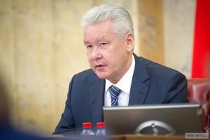 Сергей Собянин отчитался в Мосгордуме