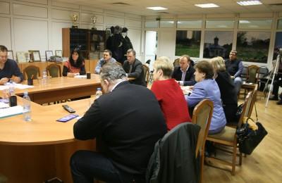 решение о проекте бюджета муниципального округа Орехово-Борисово Южное на 2016 год было принято на заседании Совета депутатов 10 ноября