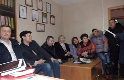 24 декабря в муниципальном округе Орехово-Борисово Южное прошел очередной рейд в рамках проекта «Безопасная столица».