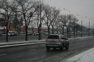 Платные парковки появятся на участках Каширского шоссе (от пересечения с Ореховым бульваром до пересечения с МКАД)