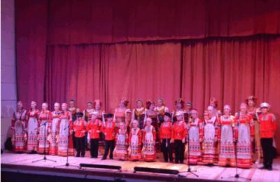 В районе Орехово-Борисово Южное прошел праздничный концерт радио «Голос планеты»