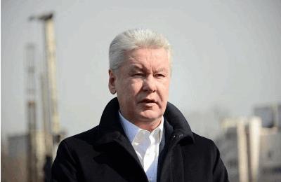 Сергей Собянин открыл станцию Саларьево
