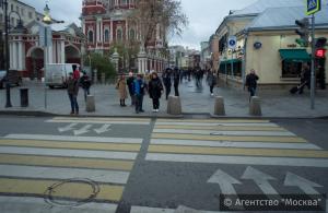 переход на ул. Пятницкая