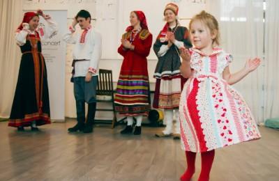 В культурном центре ЗИЛ пройдет фольклорный концерт для юных москвичей