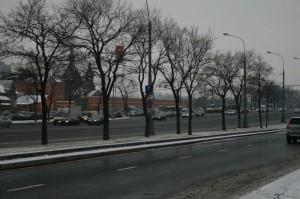 Каширское шоссе в районе Орехово-Борисово Южное