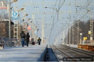 Реконструкцию железнодорожной платформы Коломенская авершат до конца этого года