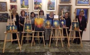 Десятки художников представят свои работы на выставке в районе Орехово-Борисово Южное