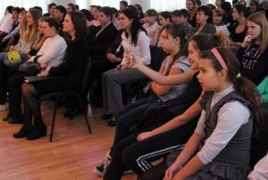 Дети с ограниченными возможностями занимаются в школе района Орехово-Борисово Южное на специальных условиях