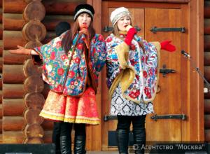 Отпраздновать Масленицу можно благодаря специальной программе в районе Орехово-Борисово Северное