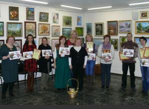 В районе Орехово-Борисово Южное жителей научат писать картины маслом