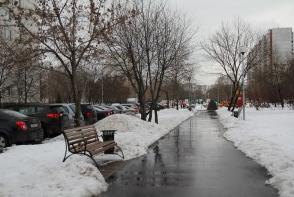 Народный парк в района Москворечье-Сабурово