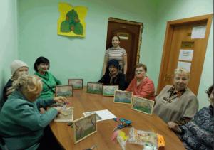 Для пенсионеров района Орехово-Борисово Южное работает семь кружков по интересам