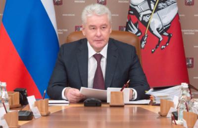 В ходе заседания правительства Москвы Сергей Собянин рассказал о местах для зимнего отдыха