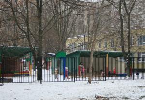 Детский сад №1360 в районе Орехово-Борисово Южное