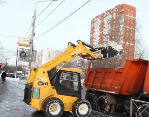 Работники Жилищника района Орехово-Борисово Южное работают в усиленном режиме