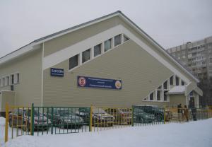 центр физической культуры и спорта в районе Орехово-Борисово