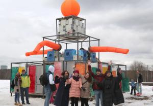 В Битцевском лесопарке в рамках акции Электромасленица собрали 35 кубометров электролома. Ее организовали сотрудники Мосприроды.