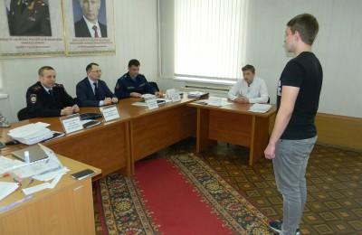 Призывная кампания района Орехово-Борисово Южное