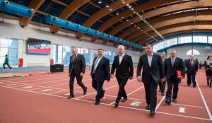 Сергей Собянин рассказал об открытии нового центра восточных единоборств в Москве