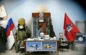 «Общественный музей авиации и космонавтики» при библиотеке №147