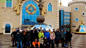 Учащиеся посетили город Казань
