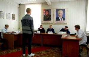 Призывники района Орехово-Борисово Южное проходят медицинскую комиссию