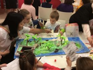 Литературную игру провела детская библиотека района Орехово-Борисово ЮжноеЛитературную игру провела детская библиотека района Орехово-Борисово Южное