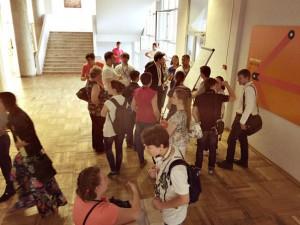 Школьники Москвы на сайте центра качества образования могут заранее проверить свои знания по всем предметам