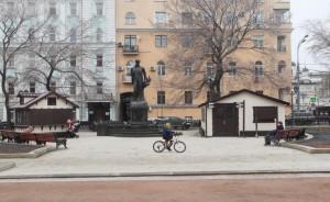 Тверской бульвар стал одной из площадок весеннего фестиваля в Москве