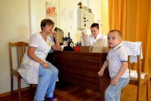 Детская поликлиника в районе Орехово-Борисово Южное
