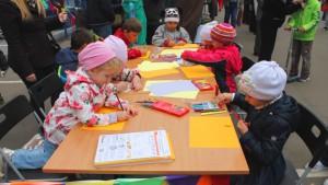 В районе Орехово-Борисово Южное проводятся занятия для самых маленьких