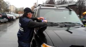 Активисты выявили несколько случаев неправильной парковки автомобилей