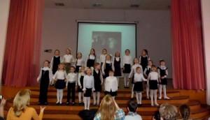 Концерт гимназистов посетили ветераны Великой Отечественной войны