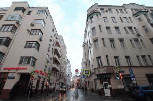 Улица в центре Москвы