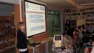 На семинаре присутствовали более 70 человек — учителей-практиков из школ Москвы