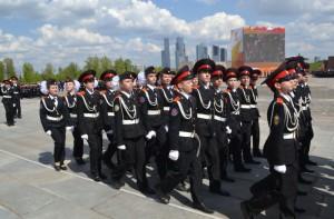 Кадеты района Орехово-Борисово Южное
