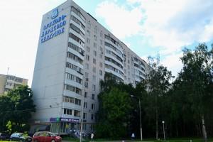 Многоэтажный дом в районе Орехово-Борисово Северное