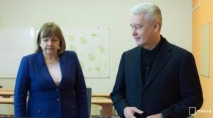 Собянин отметил высокий профессионализм педагогов московских школ