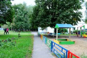 Двор в районе Орехово-Бориово Южное