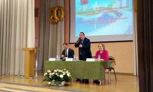 Префект Южного административного округа Алексей Челышев