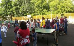 Участие в празднике приняли 80 человек