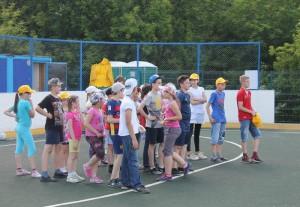 Спортивные игры  для детей
