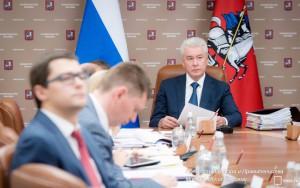 Сергей Собянин рассказал о строительных проектах, реализуемых в Москве