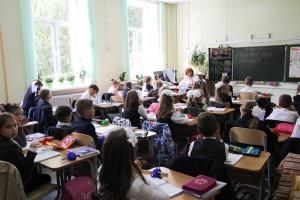 День знаний в Гимназии №1579 района Москворечье-Сабурово