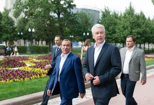 В столице России появился 1-ый крытый всесезонный павильон для занятий спортом— Собянин